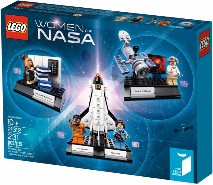 lego ideas nasa women female scientists astronauts 13 Lego's Women of NASA kit to include astronauts Sally Ride, Mae Jemison Lego's Women of NASA kit to include astronauts Sally Ride, Mae Jemison lego ideas nasa women female scientists astronauts 13