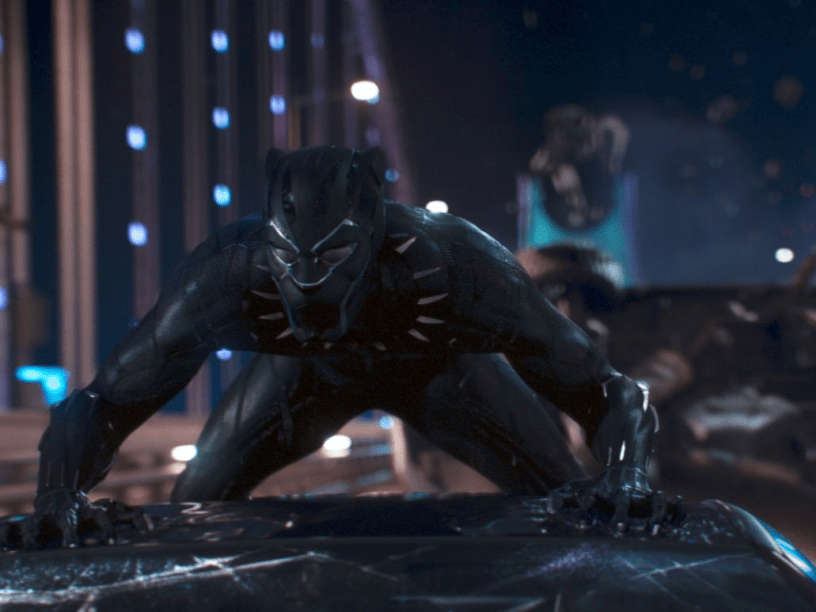 chadwick boseman black panther suit disney marvel