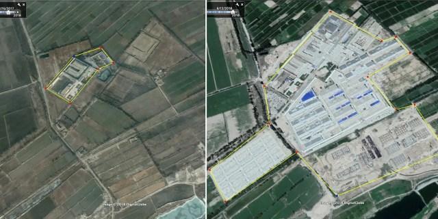 china xinjiang camp