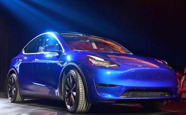 Tesla Reveals Model Y Details Specs Photos Business