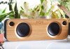 Best Buy is discounting this cool bamboo-covered speaker from The House of Marley by $50 right now