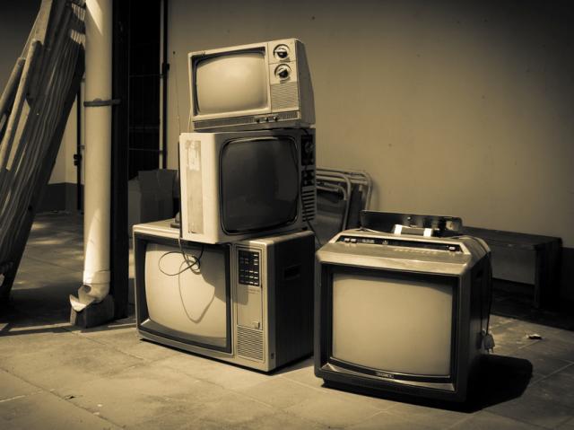 Old TVs