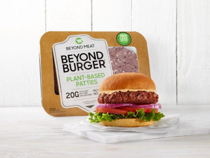 Beyond Burger Hero