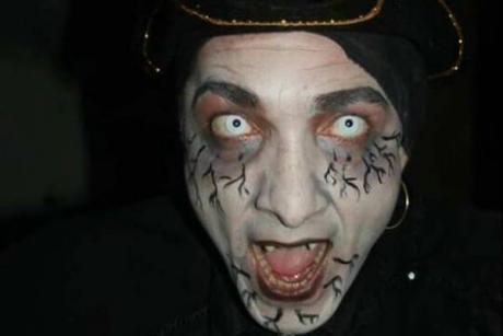 Fiesta de Halloween de Cirat, un evento de miedo