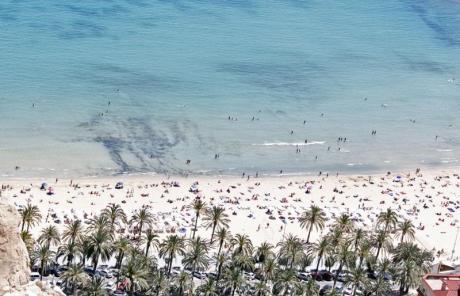 Cosas que igual no sabías sobre la famosa playa del Postiguet