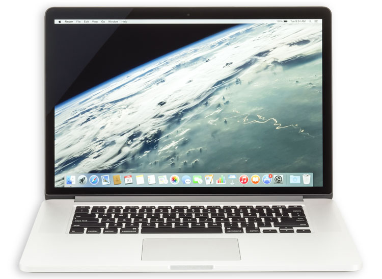 The Apple MacBook Pro 15-inch with Retina DisplayMJLQ2LL/A, $2,000