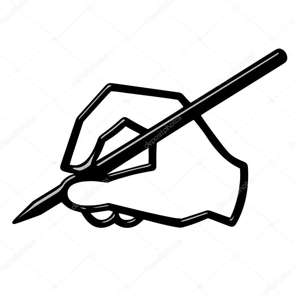 3d Hand Writing