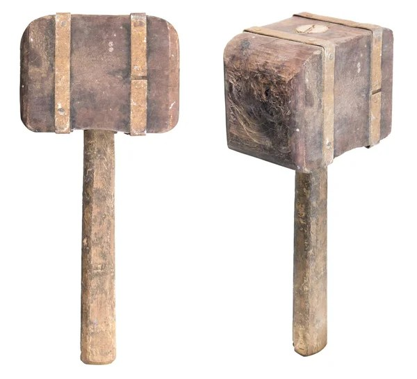 Wooden mallet — Stock Image #3394541