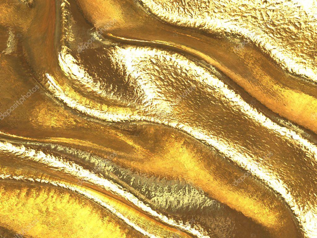Falling Leaves Hd Live Wallpaper Gold Background Stock Photo 169 Ivn3da 3661674