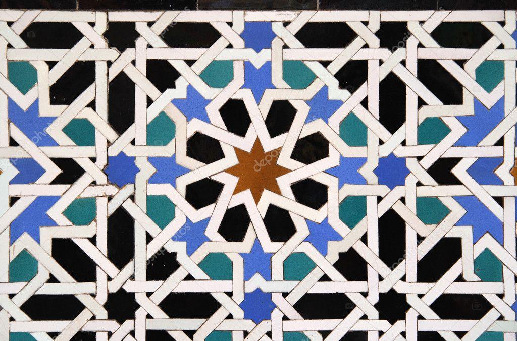 Moorish Tile  Stock Editorial Photo  saffiresblue 2734210