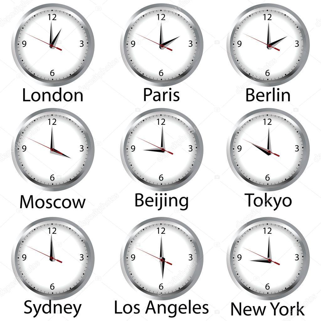 World Hours