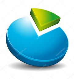 3d circular diagram stock vector [ 972 x 1023 Pixel ]