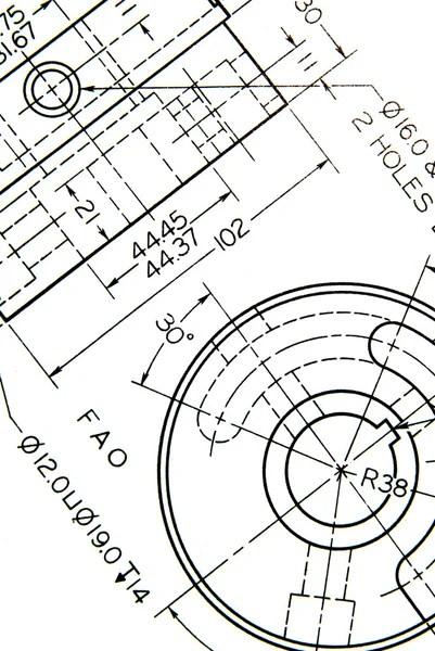 Hand drawn physics formulas — Stock Photo © undrey #122333452