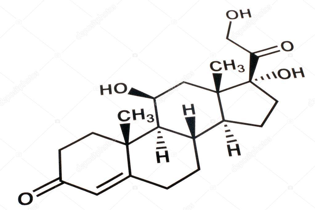 Chemical formula — Stock Photo © nenovbrothers #3890040