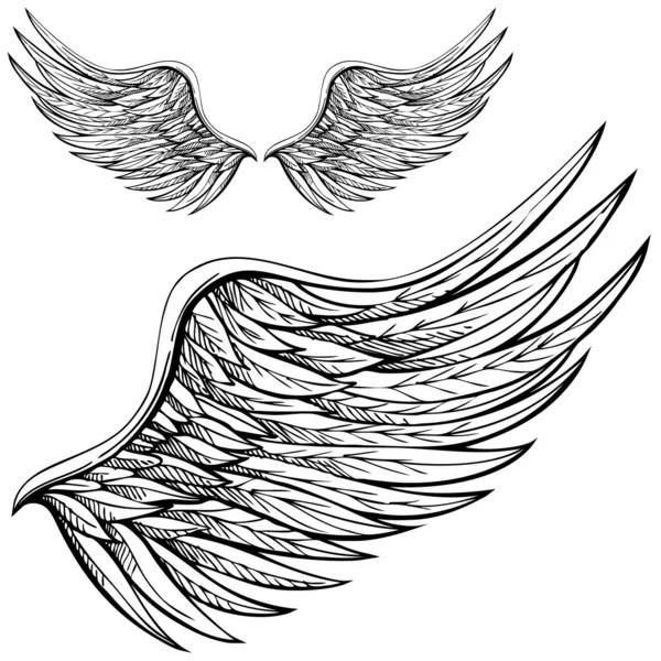 Angel wings Stock Vectors, Royalty Free Angel wings