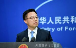 China's response to US sanctions on Chinese officials