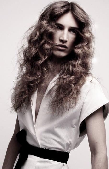 Jamie Stevens Mens Hairstyle Photos At