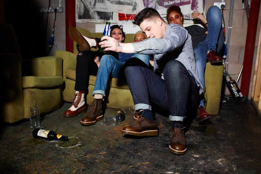 Dr Martens SpringSummer 2013 Mens Lookbook  FashionBeanscom