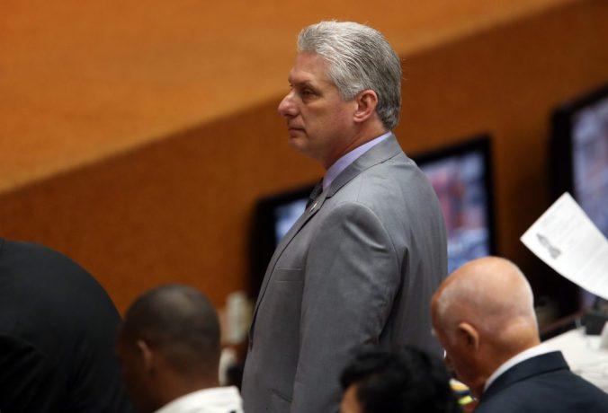 """Cuba va intra în """"era fără Castro"""". Miguela Diaz Canel"""