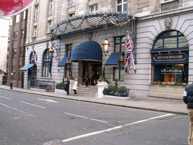 Hotel Ritz din Londra