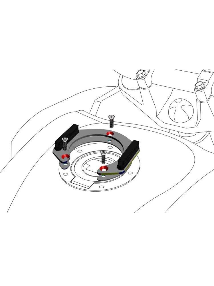 Tankring Lock-it Suzuki SV 650 / [2016-] Moto-Tour.com.pl