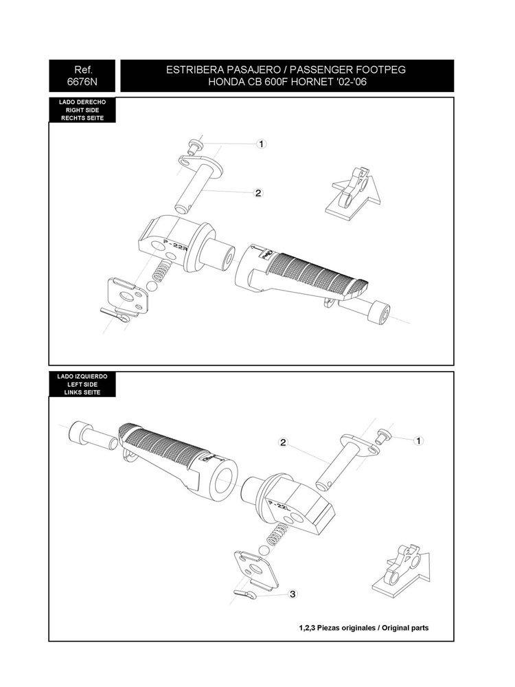 Tremendous Honda Hornet 600 Wiring Diagram Online Wiring Diagram Wiring 101 Cranwise Assnl