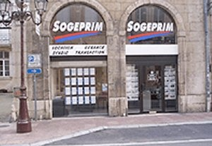 Sogeprim Agence Immobilire 41 Rue Arnes 39100 Dole
