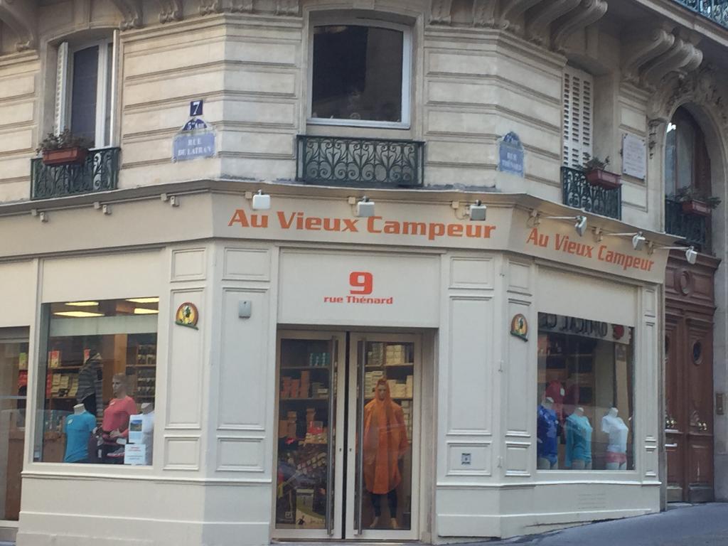Au Vieux Campeur - Opticien. 9 rue Thénard 75005 Paris - Adresse. Horaire