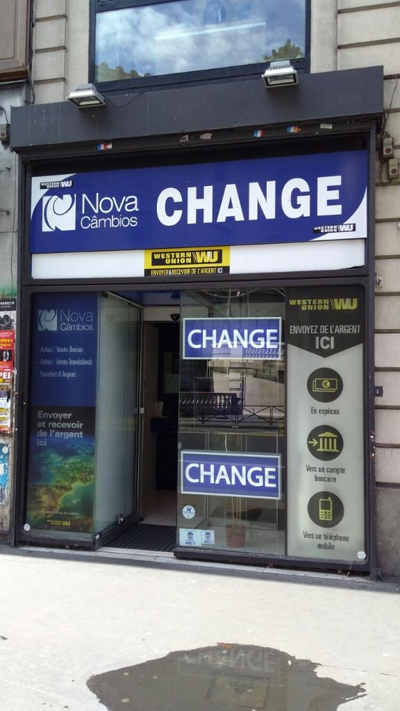 novacambios france bureau de change