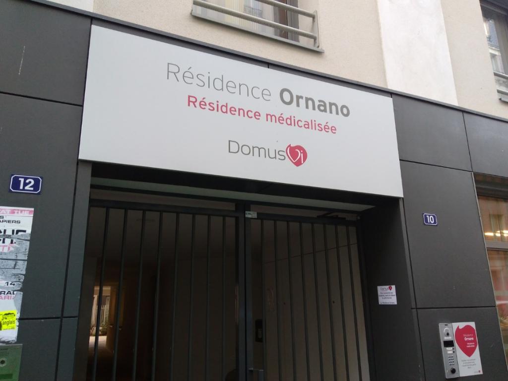 DomusVi Maison De Retraite Prive 10 Rue Baudelique