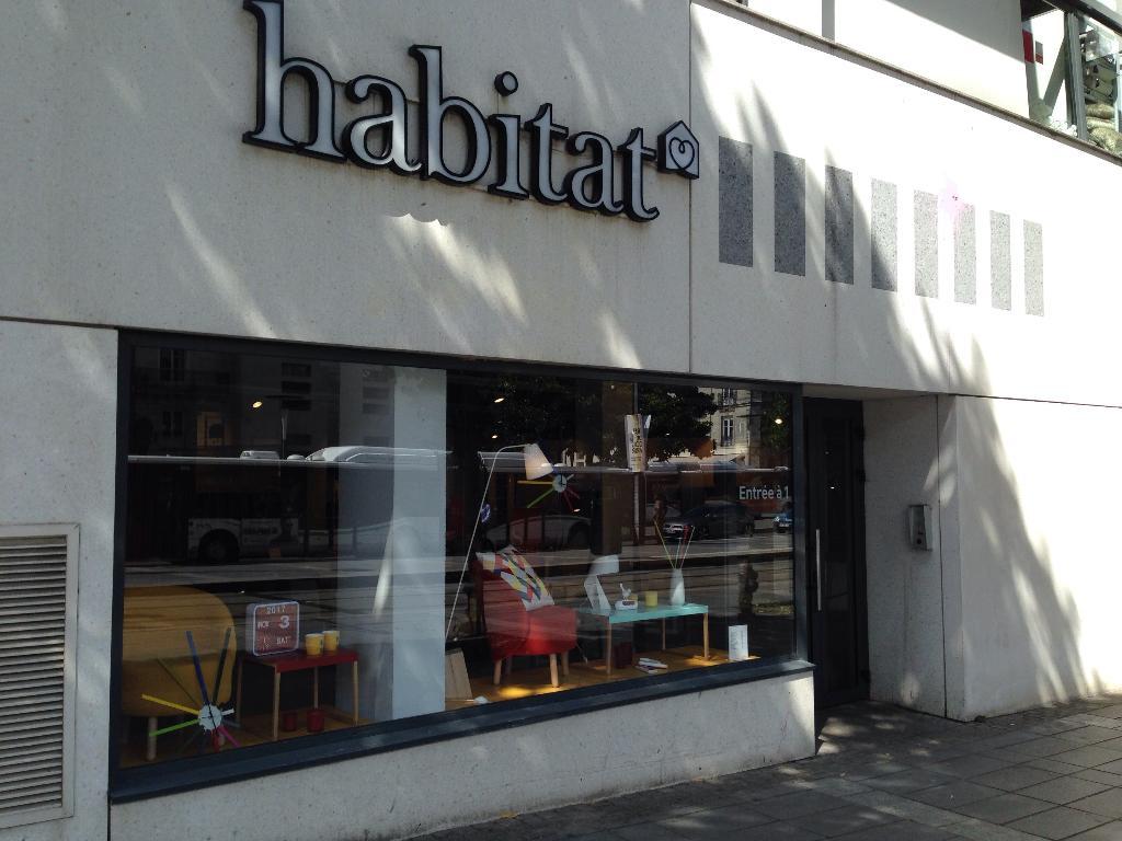 Habitat Nantes  Magasin de meubles 12 cours des