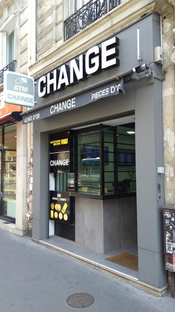 bureau de change 53 rue de rennes 75006 paris