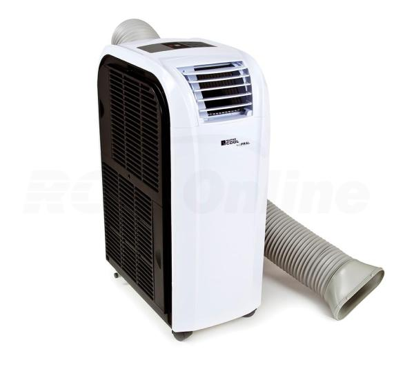 Fral Sc14 4.1kw 14 000btu Portable Air Conditioner Spot Cooler With Optional 6m Duct