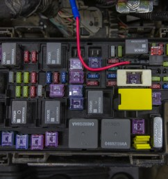 diy jeep wrangler jk isolated dual batteries the road chose memini add a circuit fuse holder [ 1440 x 960 Pixel ]