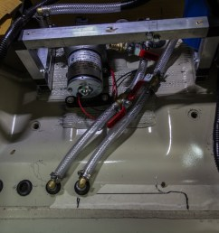 diy 4x4 water tank inside hoses pump 720x480 [ 1440 x 960 Pixel ]