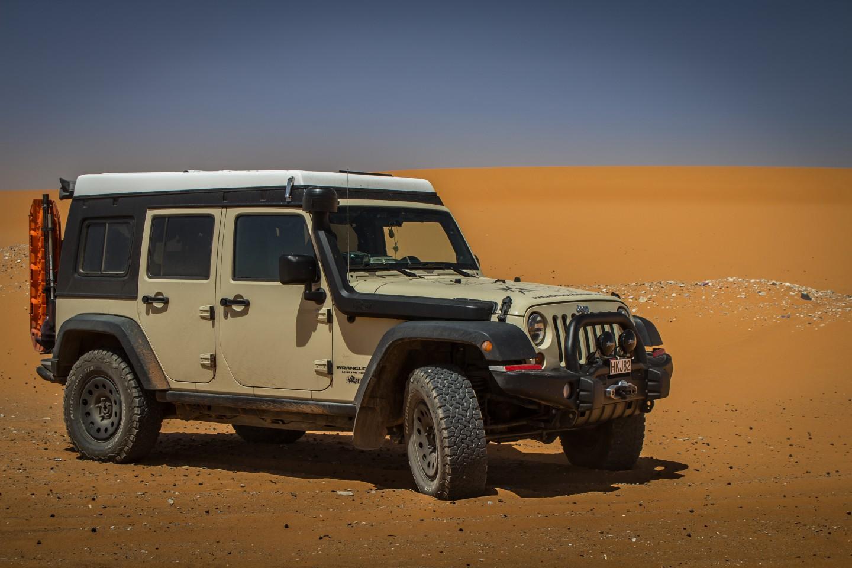 08 Jeep Wrangler Sahara