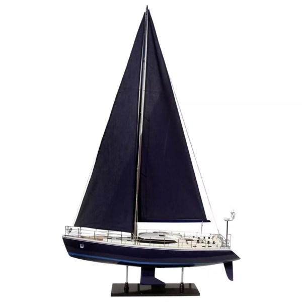 Storm 2 makett L80 Balatoni hajómakett