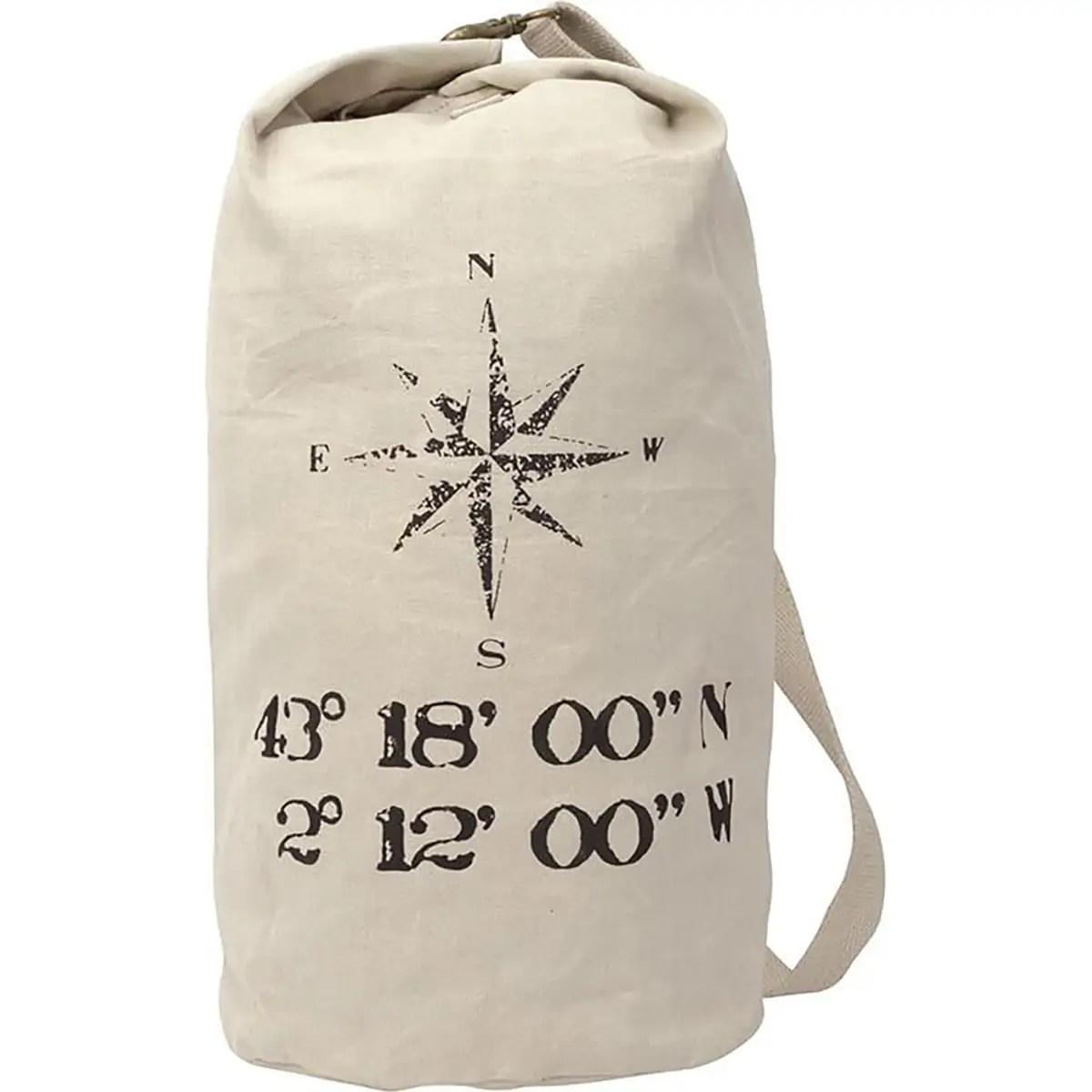 Tengerészzsák ekrü Hajós divat, táska