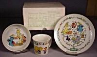 Sesame Street dinnerware (Gorham) - Muppet Wiki