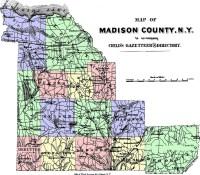 Madison County New York Map - Hot Girls Wallpaper
