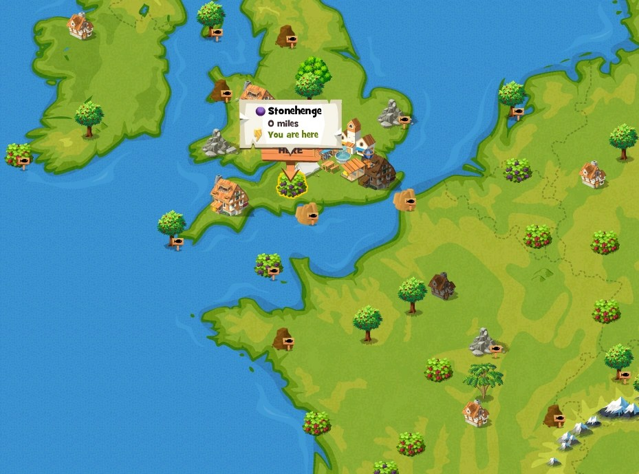 Stonehenge  Here Be Monsters Wiki