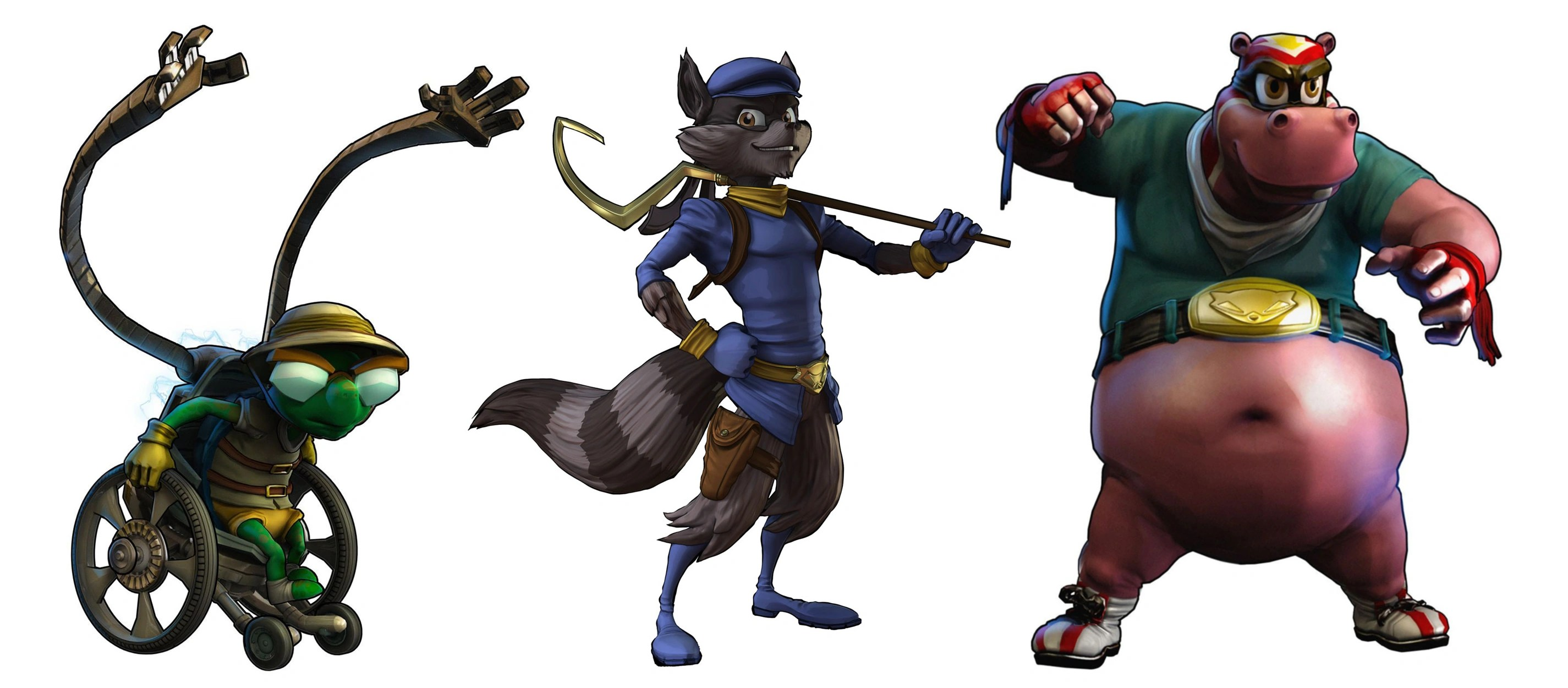 sly cooper movie first