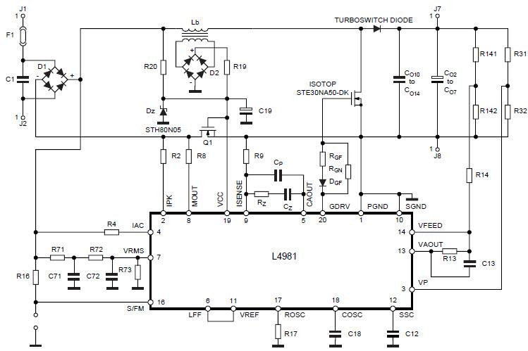 L4981AD DATASHEET PDF