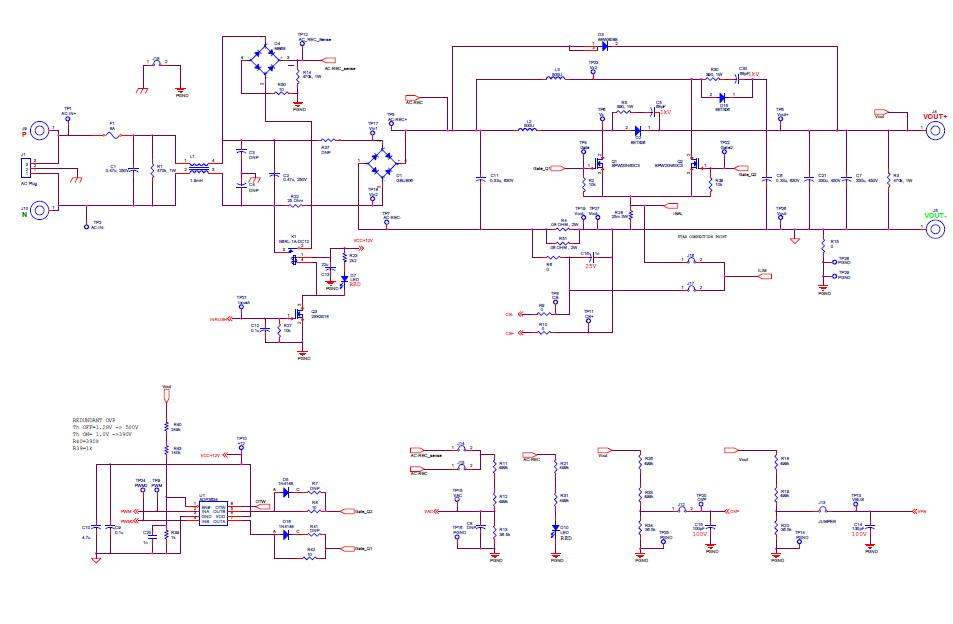 ADP1048-600-EVALZ Reference Design