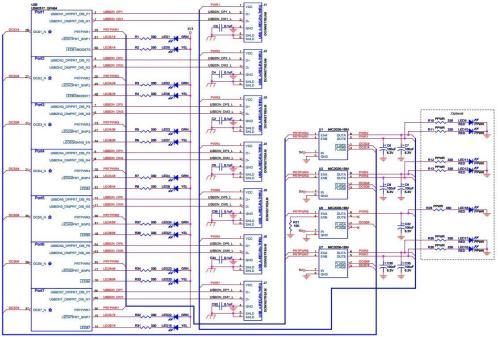 small resolution of evb usb2517 reference design usb transceiver arrow com image