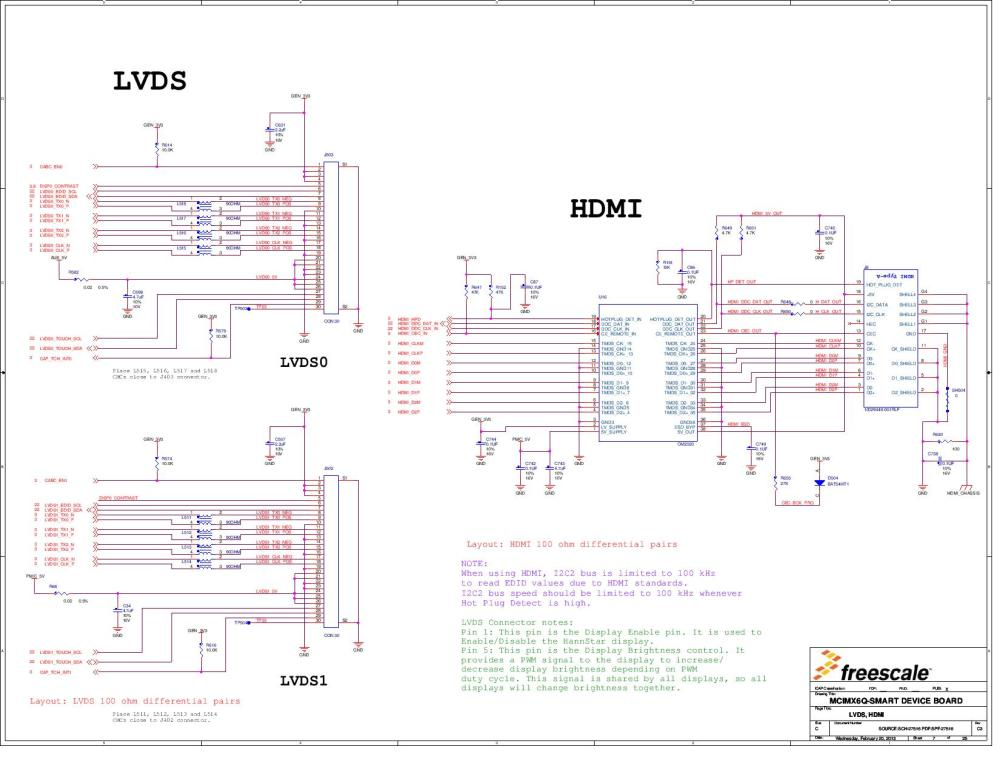 medium resolution of mcimx6q sdb reference design application processor arrow com kits further dvi to hdmi pinout schematic on hdmi to lvds schematic
