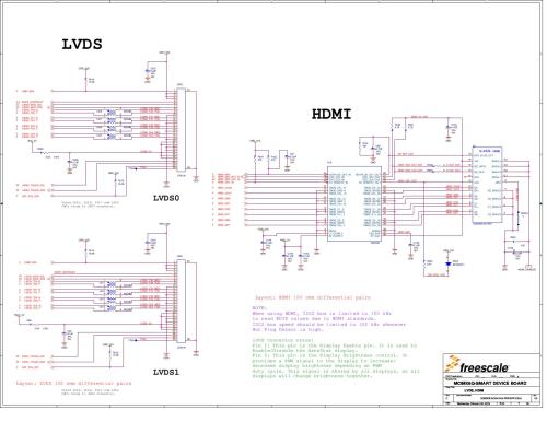 small resolution of mcimx6q sdb reference design application processor arrow com kits further dvi to hdmi pinout schematic on hdmi to lvds schematic