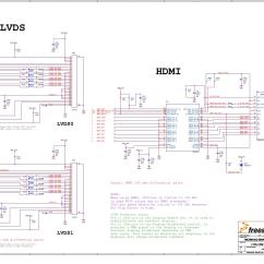 Hdmi Wiring Diagram Subwoofer 4 Ohm To Lvds Schematic Get Free Image About