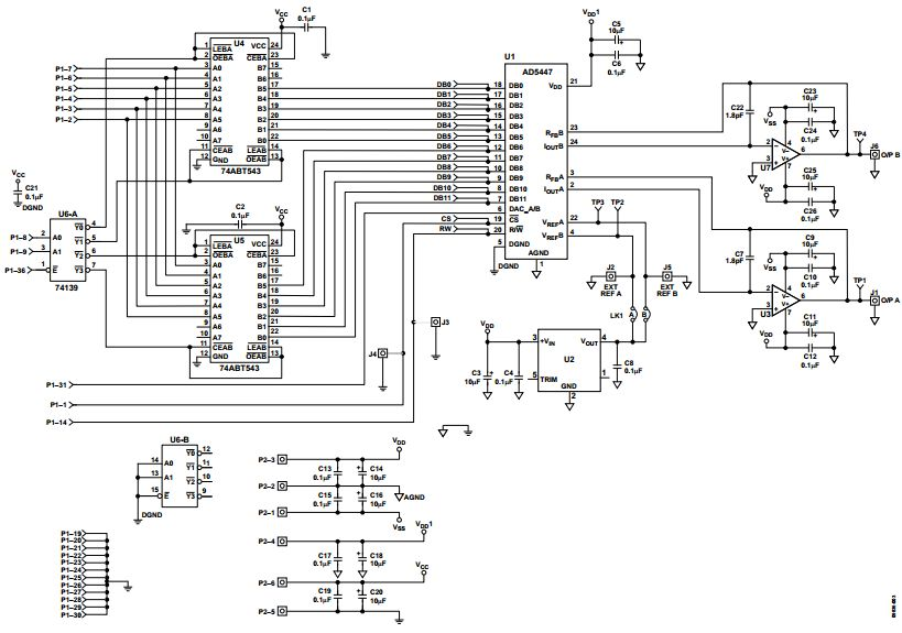 Wiring Diagram Analog Devices