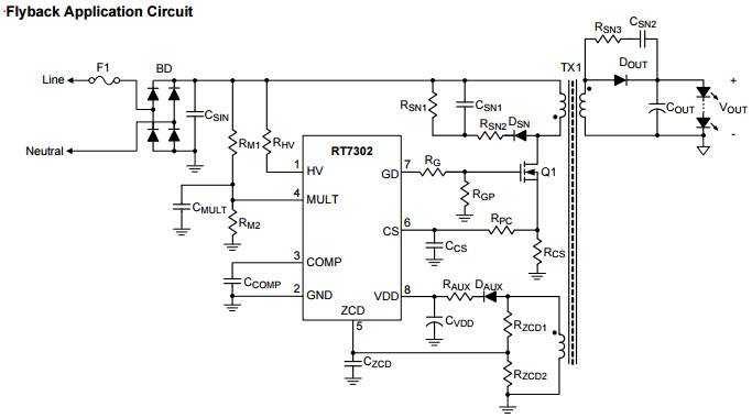 mr16 wiring diagram